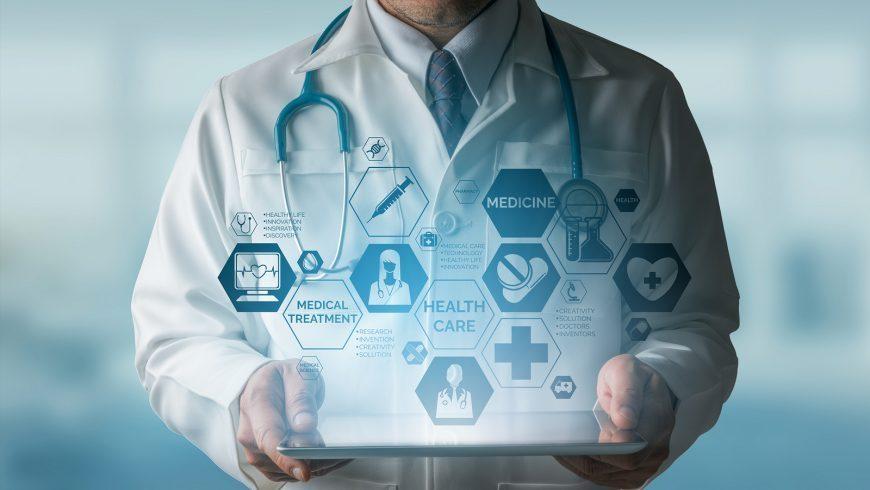 création site web médical spécifique et inovant